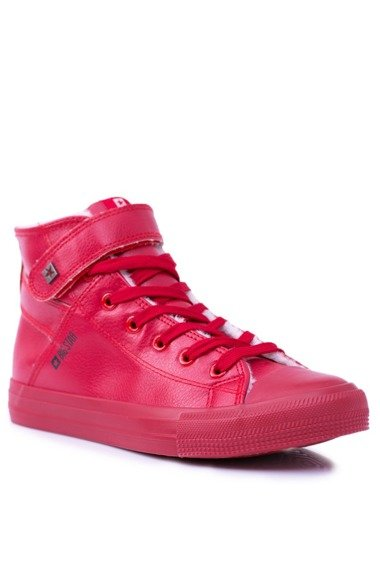 Big Star Insulated Red Women's Sneakers V274529FW