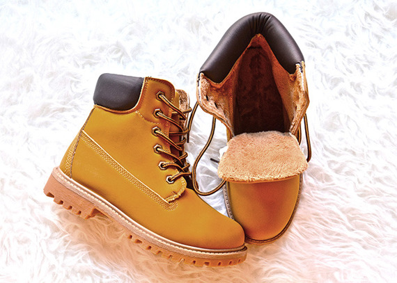 WINTER BOOTS WARM BOOTS LACE UP