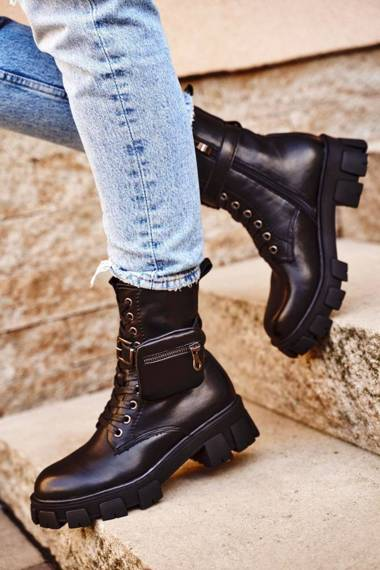 Women's Boots Black Winryna