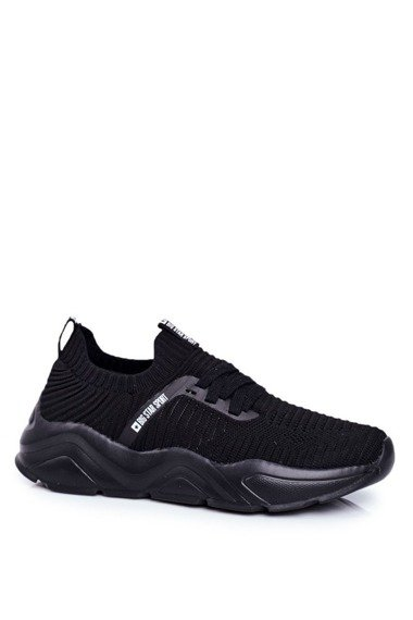 Women's Sport Shoes Big Star Black